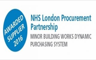 M&G (UK) Scaffolding Approved Member Of LPP Suppliers to The NHS