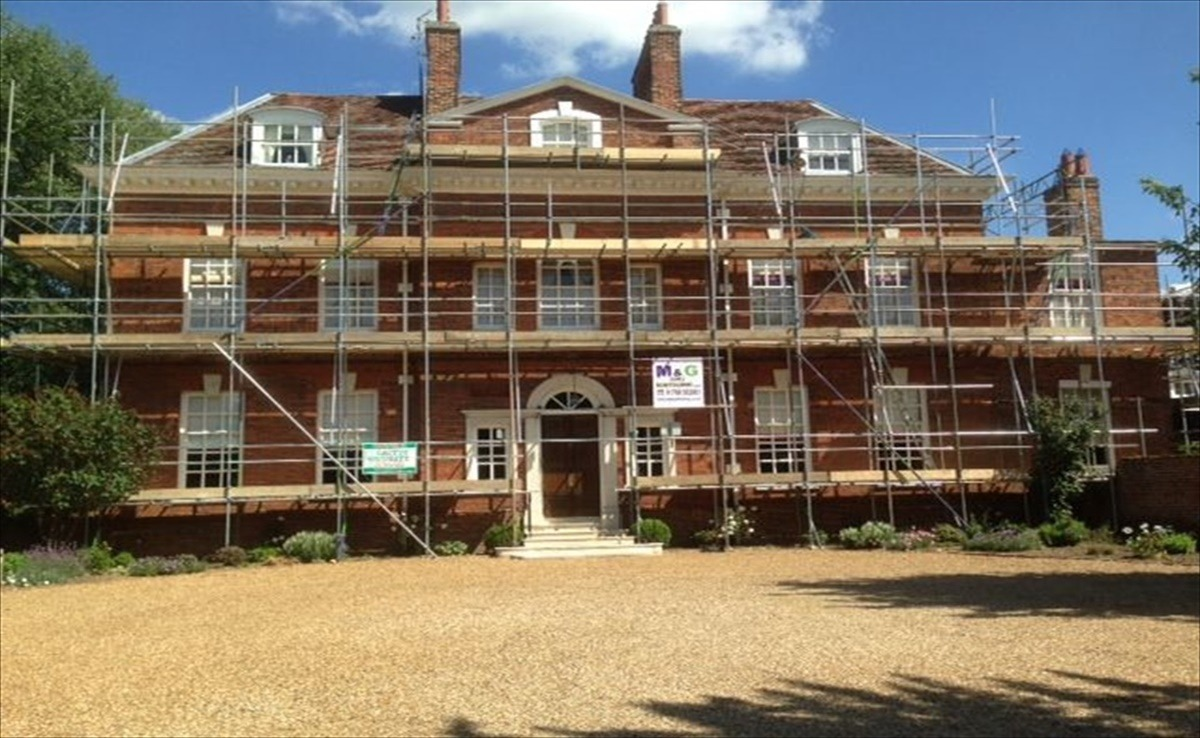 Scaffolding Services and Hire in Essex and Herts